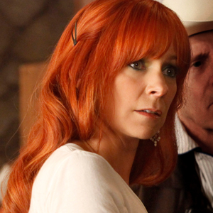 Carrie Preston Natural Hair Color