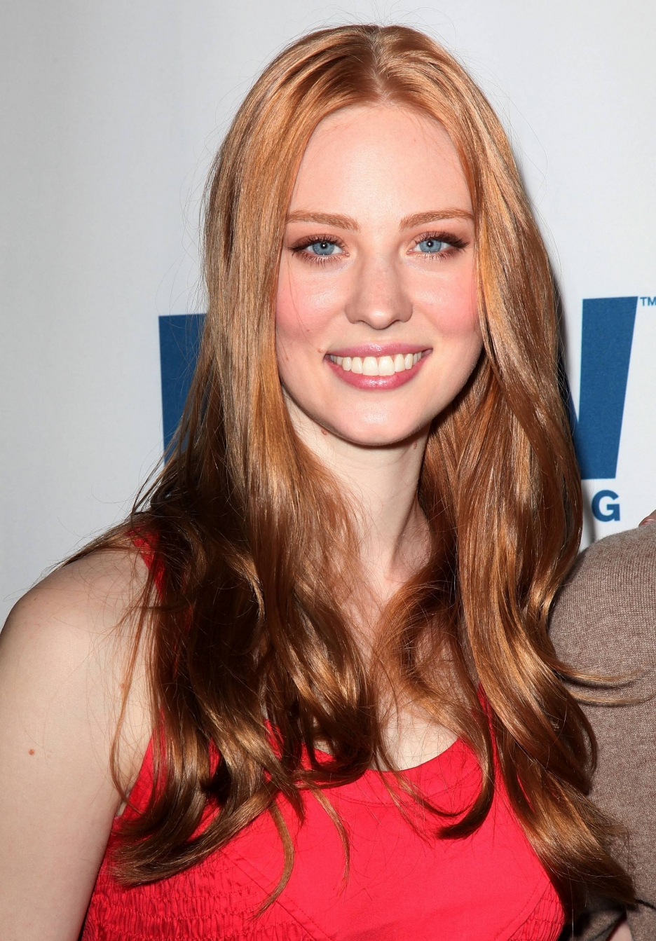 Deborah Ann Woll Glowing Color