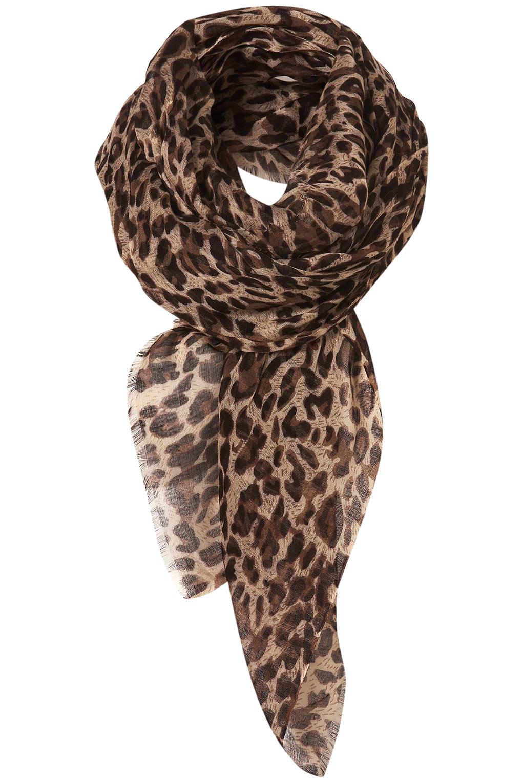 Autumn Colors/Patterns: Leopard Print!